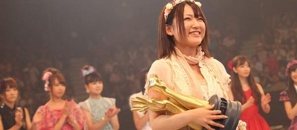 AKB48・内田眞由美が卒業を発表 じゃんけん大会初代王者