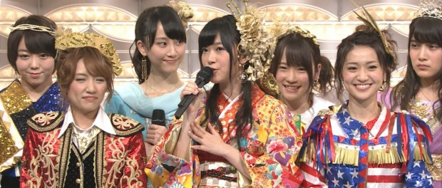 AKB48が2015年紅白歌合戦の司会者になる可能性が出てきたわけだが