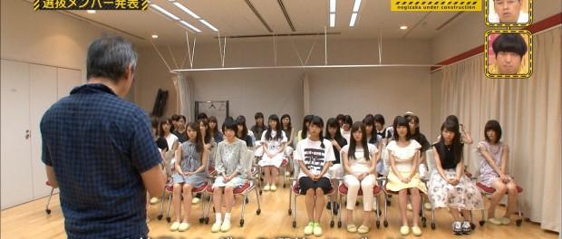 乃木坂46、13thシングルの選抜メンバーが発表される