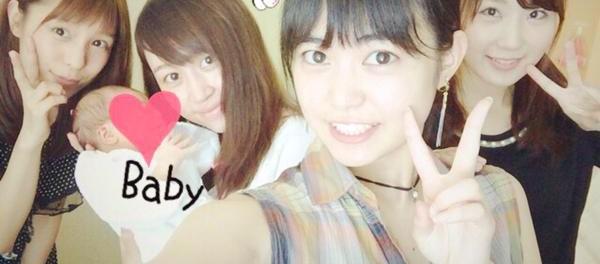 元AKB48・小森美果、出産していた