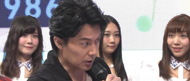 Mステのエンディングで福山雅治が卒業するSKE48・松井玲奈にトークを譲るイケメン対応をみせ、俺の中で好感度急上昇(画像あり)