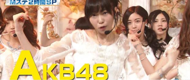 来週のMステ2時間SPでモーニング娘。とAKB48の共演キタコレwwwwwwwww