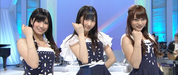 AKB48柏木由紀・高城亜樹・倉持明日香によるユニット「フレンチ・キス」が解散