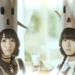 petit milady(悠木碧・竹達彩奈)の新曲『恋はみるくてぃ』のPVぶっとびすぎ問題wwwww(画像・動画あり)