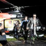 長渕剛、10万人ライブにヘリコプターで登場 → 風圧でテントが倒壊して看護師2人が怪我wwwww