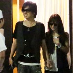 DAIGOと北川景子、夜なのにサングラスをかけた手繋ぎラブラブ姿をスクープされるwwww(画像あり)