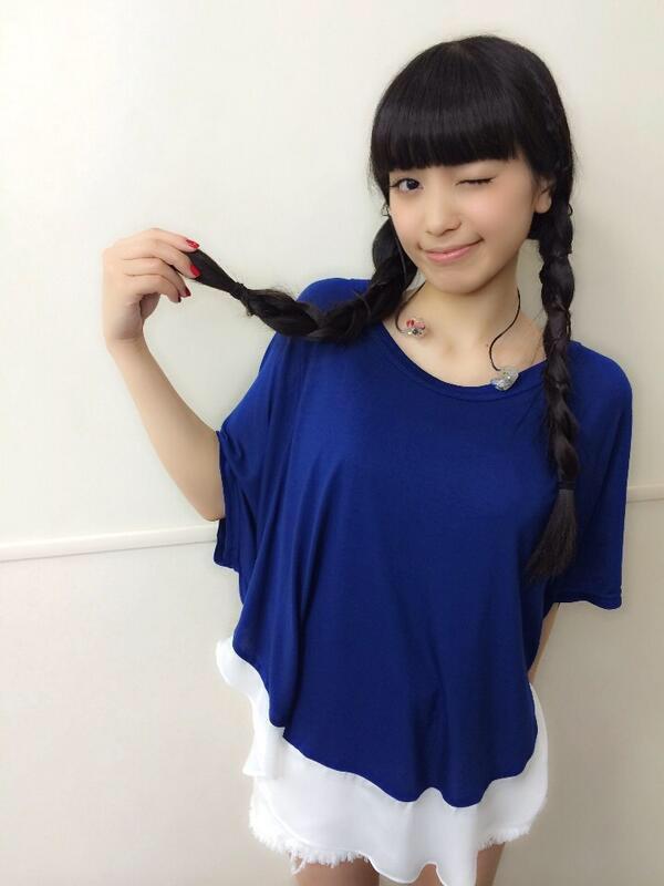 miwaのおさげ