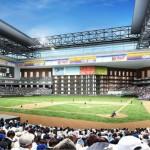 横浜みなとみらいマリノスタウン跡地にキャパ3万6000人の横浜ドーム建設計画 天然芝で屋根は開閉式、コンサートにも利用