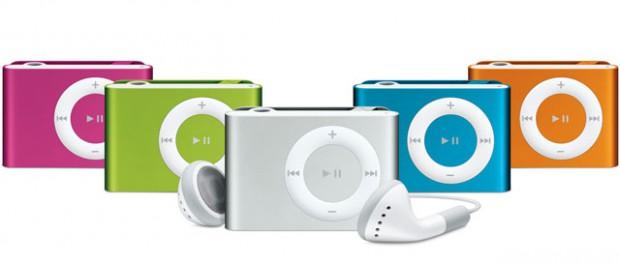 iPod shuffleが無性に欲しいんだけど持ってるやつ来て