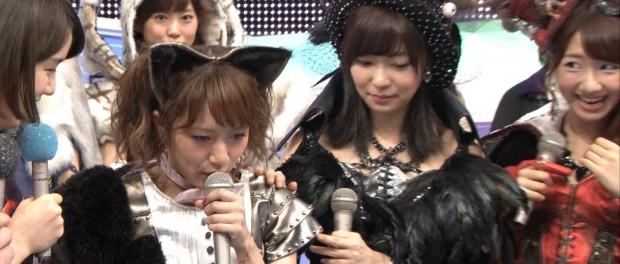 AKB48高橋みなみが先週のMステで盛大に事故ったマジックに再挑戦するってよwww リベンジなるか?