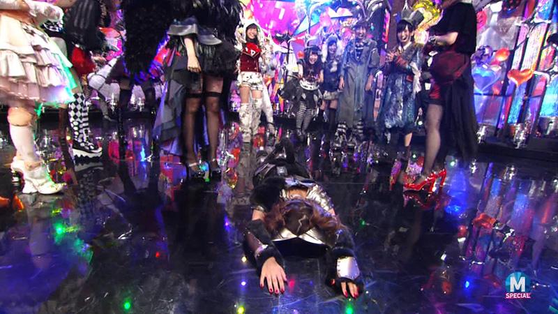 Mステ2HSP-AKB48-マジック失敗-謝罪