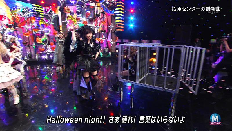 Mステ2HSP-AKB48-マジック失敗