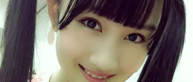 NMB48・久代梨奈が電車で知らない人に頭を叩かれる事案発生
