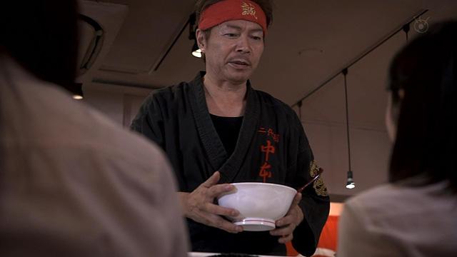 蒙古タンメン中本-店長