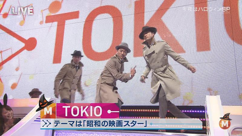 Mステ-TOKIO-仮装