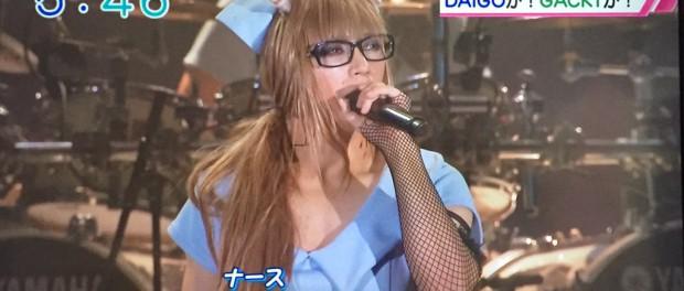 【ハロウィン】GACKT(42)の女装姿がやばいwwwwwwwwww(画像あり)