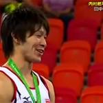 また中国がやらかしたwwwww 体操世界選手権で金メダルを取った内村航平の表彰式で日本の国歌「君が代」が途中で終わる事案(動画あり)