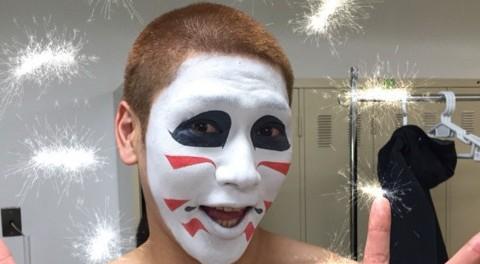 金爆の白塗り・樽美酒研二、素顔を完全公開wwwwwwwww(画像あり)