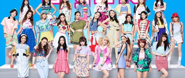 E-girlsのメンバーがほとんど10代だという事実wwwwwwwww