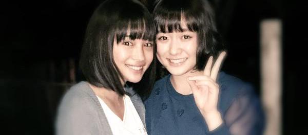 広瀬すず・大原櫻子の双子コンビの最新画像がこちらになります