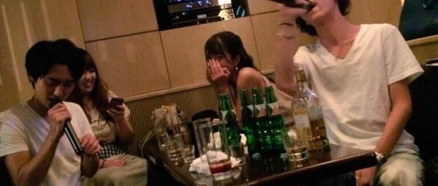 【悲報】NMB48・吉田朱里、今度は未成年飲酒の疑い これはAUTOwwwww