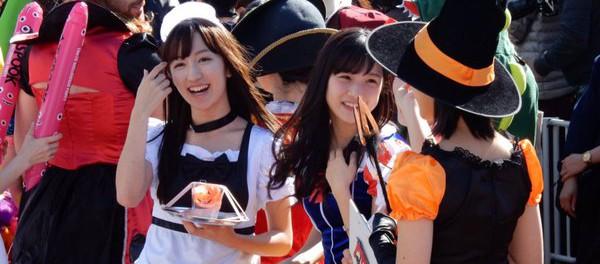 カントリーガールズがハロウィン仮装でパレード!神イベントだった模様(画像あり)