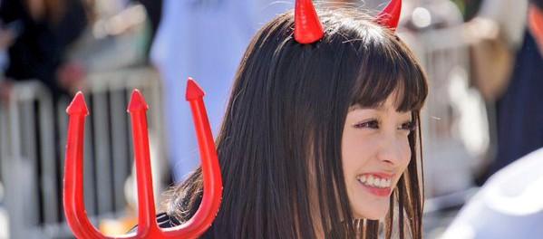 橋本環奈ちゃんがハロウィンのコスプレをした結果wwwww 可愛すぎだろjk(画像あり)