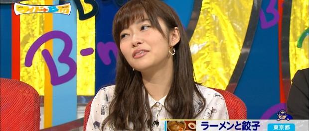 HKT48指原莉乃、餃子先派に「マジで気持ち悪い」 ラーメンと餃子出す順番は重要?