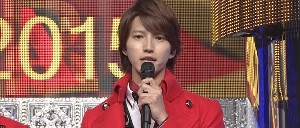 【速報】KAT-TUN・田口淳之介、2016年春でのグループ脱退、ジャニーズ事務所退社を電撃発表 ベストアーティスト2015にて