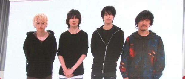 BUMP OF CHICKEN、紅白は「COUNTDOWN JAPAN」からの中継で出演する模様