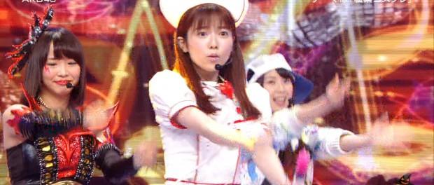 AKB48・ぱるること島崎遥香、激ヤセ 「栄養失調みたい」