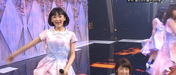 乃木坂46・生駒ちゃんがまた変な髪型になってたwwwww@ベストヒット歌謡祭2015(画像・動画あり)