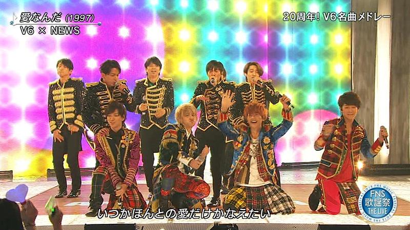2015 FNS歌謡祭 THE LIVE ジャニーズ派閥越え-05