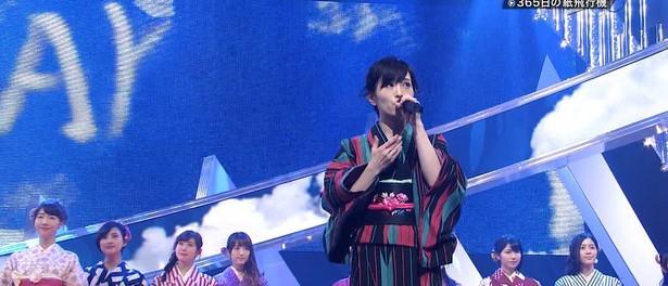 【悲報】NMB48、紅白でなぜかAKB48の楽曲「365日の紙飛行機」を歌わされることにwwwwwww