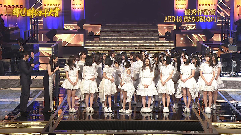 レコ大2015-AKB48-峯岸みなみ-口パク-01