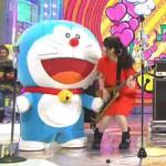 【Mステスーパーライブ2015】miwaが歌ってるときのドラえもんの声が邪魔すぎた件wwwwww(画像・動画あり)
