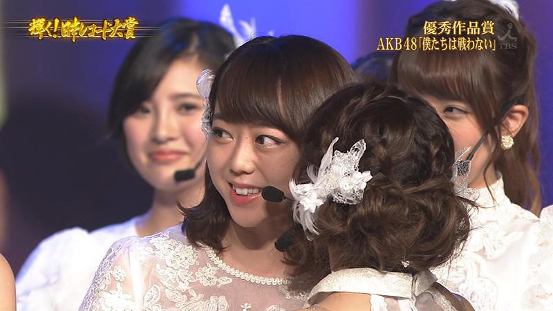 レコ大2015-AKB48-峯岸みなみ-口パク-04