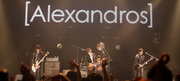 [Alexandros]とかいう裏声多様バンドwwwwwwwww
