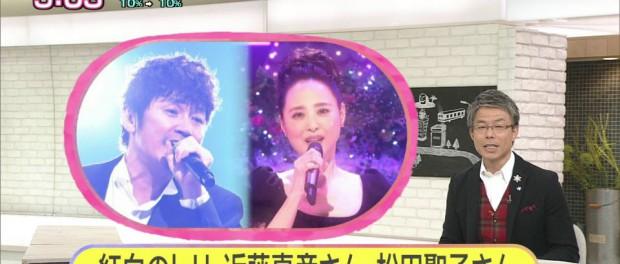 NHK「紅白は松田聖子オオトリにしたろ!トップは郷ひろみや!」