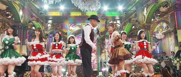 2015FNS歌謡祭の瞬間最高視聴率が中山美穂とAKB48・谷村新司のコラボだった模様wwww お前ら大惨敗wwww
