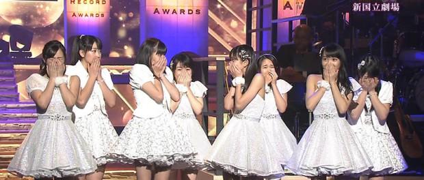 【速報】レコード大賞2015(レコ大) 最優秀新人賞はこぶしファクトリー(画像・動画あり)