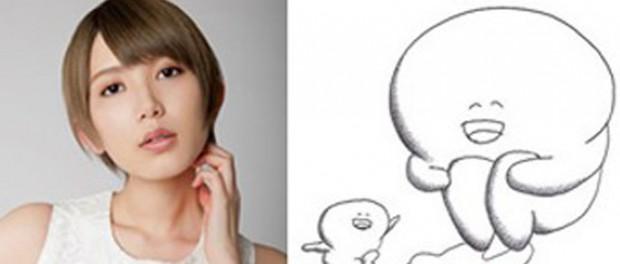 元AKB48の光宗薫が作るLINEスタンプのキャラクターがはげたんwwwwwwwww