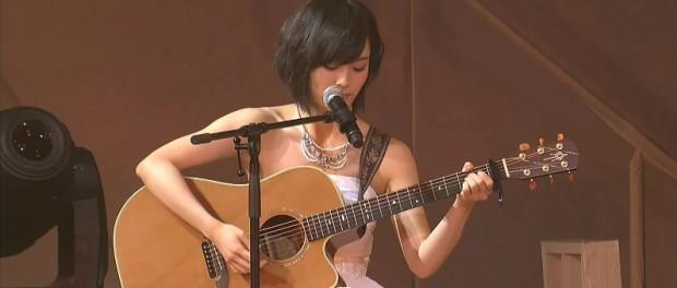 NMB48、紅白で山本彩が『365日の紙飛行機』をギター生演奏で弾き語りすることが決定 他のメンバーいらなくね?wwwww