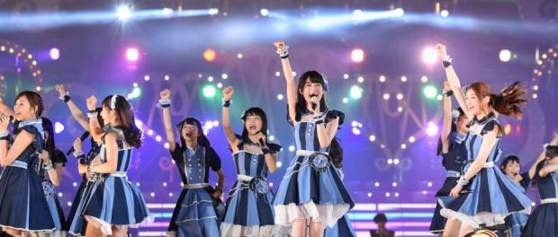 AKB48、もうなんでもあり 新曲CDに公式ライバルである乃木坂46の楽曲を収録