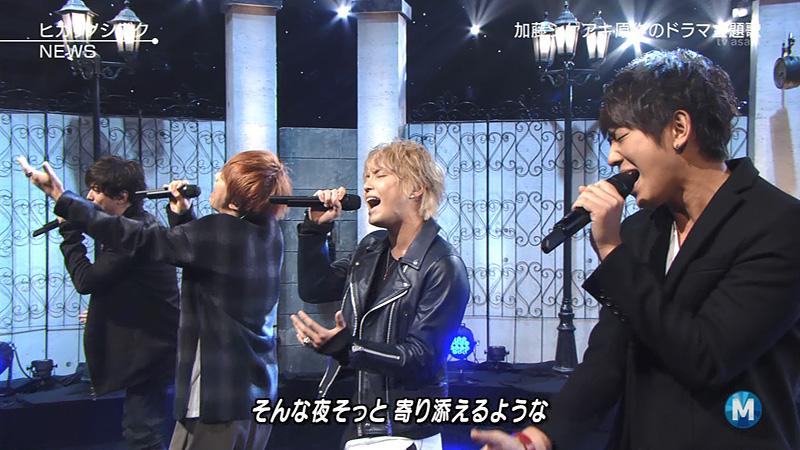 Mステ-NEWS-ヒカリノシズク-08