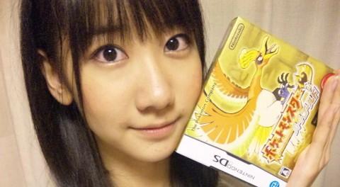 AKB48の柏木由紀さん「私はゲーマー、プレステでスマブラやった」