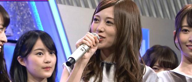 乃木坂の白石麻衣って可愛いかこれ?