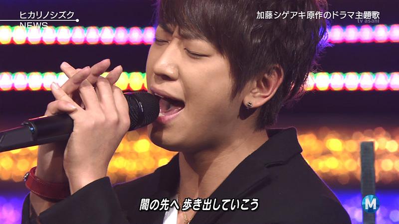 Mステ-NEWS-ヒカリノシズク-03