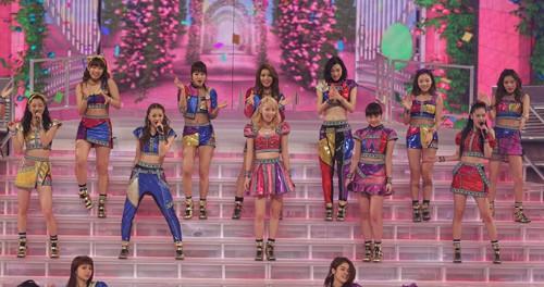 E-girls、再編で26人から20人体制へ…武部柚那、萩尾美聖、稲垣莉生、生田梨沙、中嶋桃花、渡邉真梨奈の6人が降格