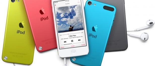 アップル「音楽プレイヤーは64GBで十分」